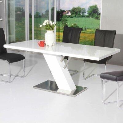Dining Table Finish: Grey