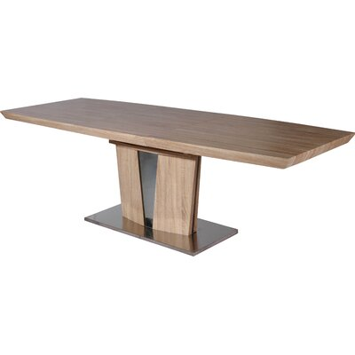 Extension Dining Table Finish: Sonoma
