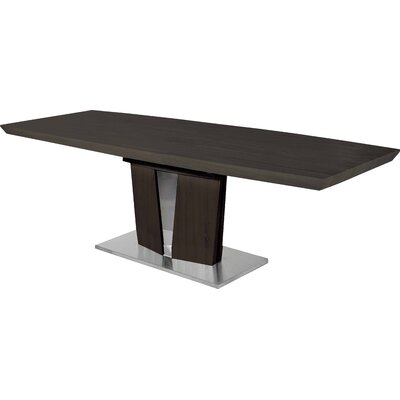 Extension Dining Table Finish: Wenge
