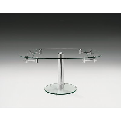 Stella Dining Table Size: 35.5 H x 63 W x 30 D