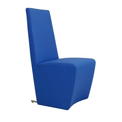 Daniels Side Chair (Set of 2) Finish: Blue