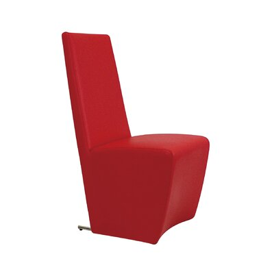 Daniels Side Chair (Set of 2) Finish: Red