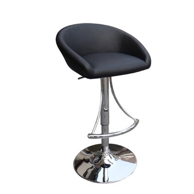 Brule Adjustable Height Bar Stool