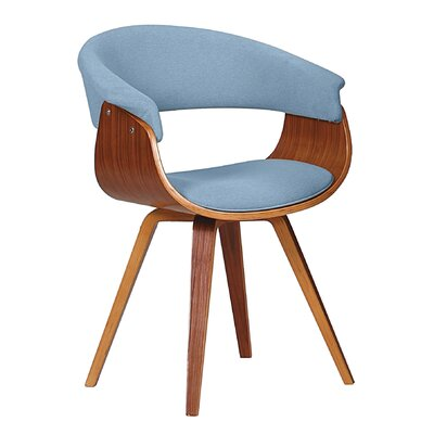 Andover Arm Chair Upholstery: Blue