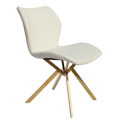 Shirleen PU Side Chair (Set of 4)
