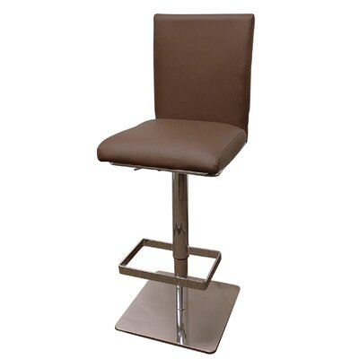 Stickland 25 Bar Stool Color: Taupe
