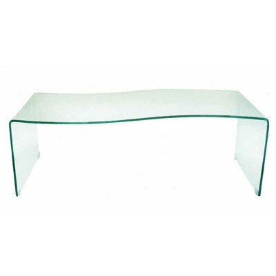 Coffee Table Color: Clear