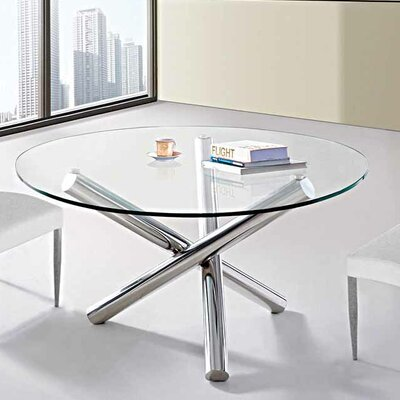 Dining Table Finish: Clear