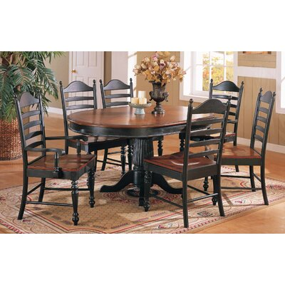 Winners Only, Inc. Cottage Extendable Dining Table - Finish: Honey / Buttermilk at Sears.com