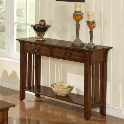 Schubert Console Table