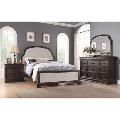 Xcalibur Panel Customizable Bedroom Set