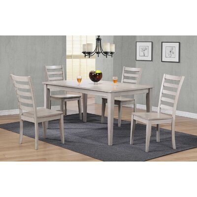 Rutledge Dining Table Finish: Gray