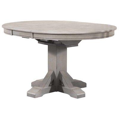 Rutledge Pedestal Extendable Dining Table