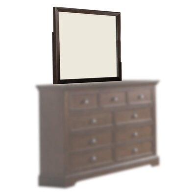 Ardie 9 Drawer Dresser with Mirror