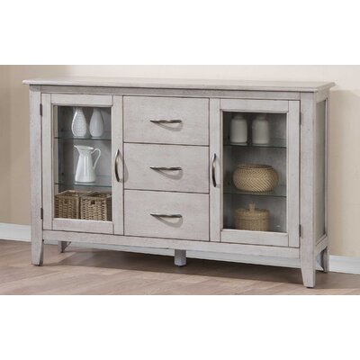 Rutledge Sideboard Color: Gray