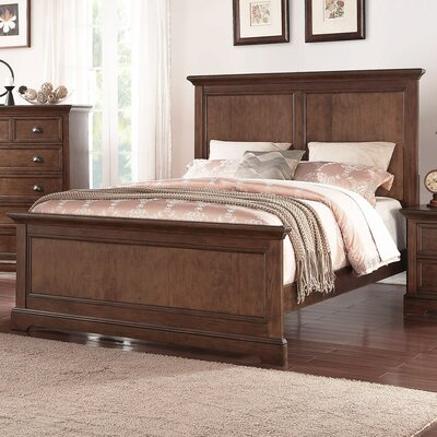Ardie Panel Bed Size: Queen
