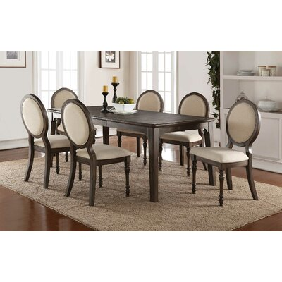 Clintonville Leg Butterfly Leaf Dining Table