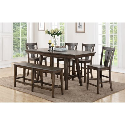 Cleve Leaf Dining Table