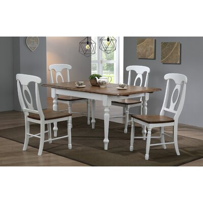 Claysburg Leg Butterfly Leaf Dining Table
