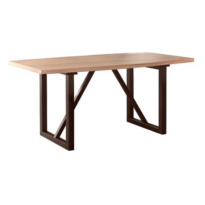 Clogh Trestle Dining Table
