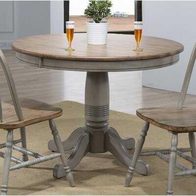 Coldspring Round Dining Table Color: Gray