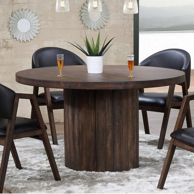 Brookside Barrel Base Dining Table