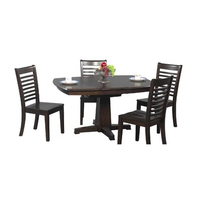 Winners Only, Inc. Santa Fe Dining Table - Finish: Chocolate