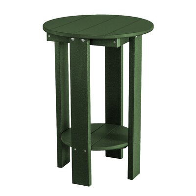 Heritage Balcony Table Finish: Turf Green