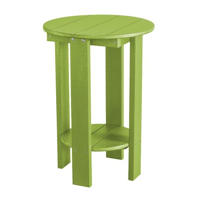 Heritage Balcony Table Finish: Lime Green