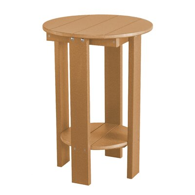 Heritage Balcony Table Finish: Cedar