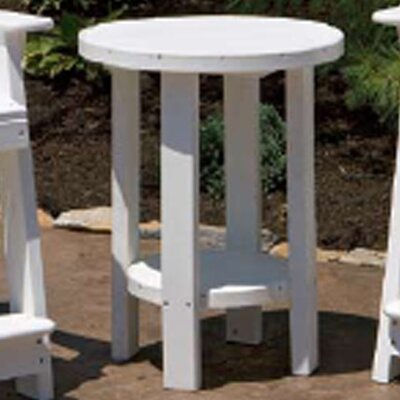 Heritage Balcony Table Finish: Bright White