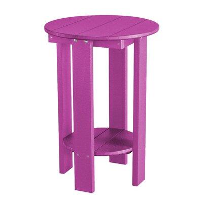 Heritage Balcony Table Finish: Purple