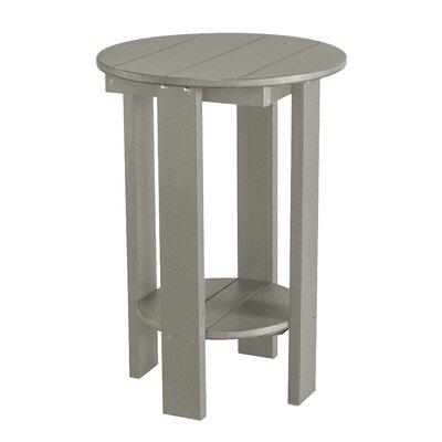 Heritage Balcony Table Finish: Light Gray