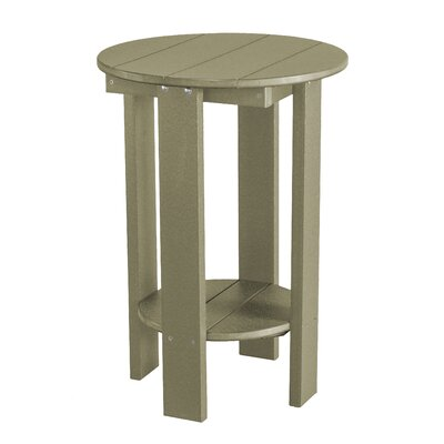 Heritage Balcony Table Finish: Olive