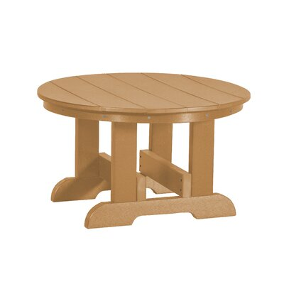 Heritage Conversation Table Finish: Cedar