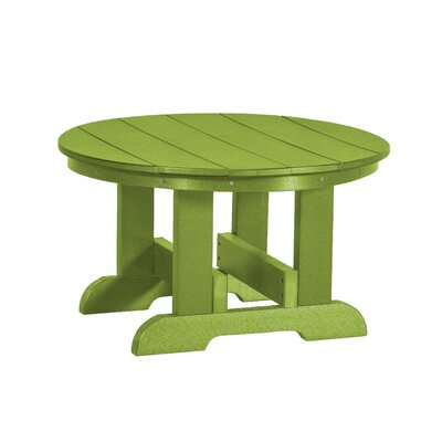 Heritage Conversation Table Finish: Lime Green