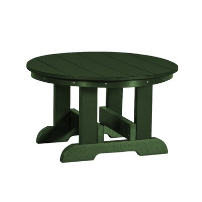 Heritage Conversation Table Finish: Turf Green