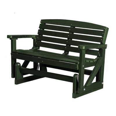 Classic Porch Swing Finish: Turf Green