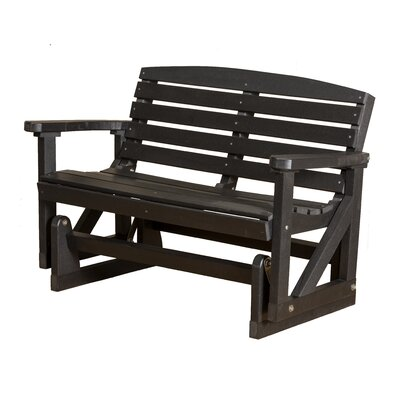 Classic Porch Swing Finish: Black