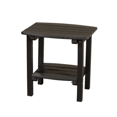 Classic Side Table Finish: Black
