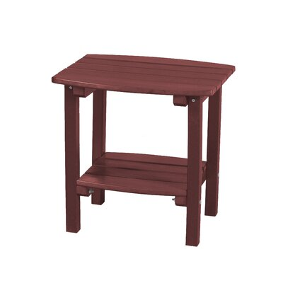 Classic Side Table Finish: Cherry Wood