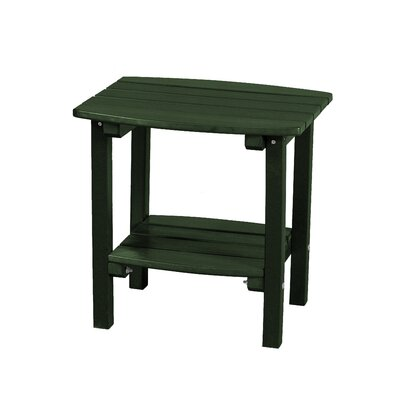 Classic Side Table Finish: Turf Green