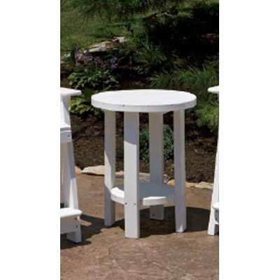 Little Cottage Company Balcony Table - Color: Blue at Sears.com