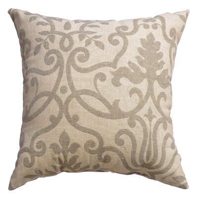 Ezra Royale Throw Pillow Color: Sage