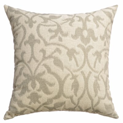 Ezra Heritaged Throw Pillow Color: Sage