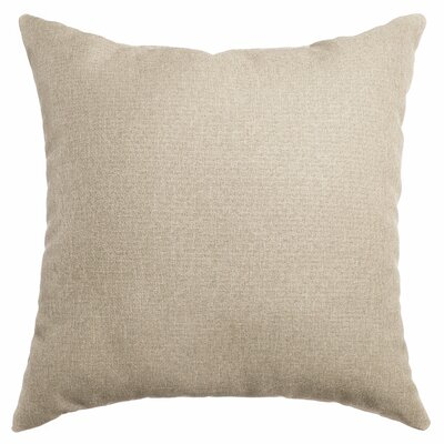 Knipp Throw Pillow Color: Bone