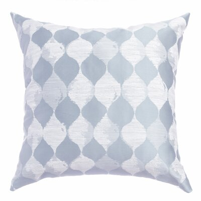 Palatial Teardrop Decorative Throw Pillow Color: Ocean