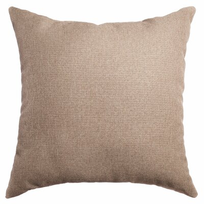 Mural Throw Pillow Color: Linen
