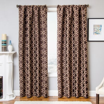 Palatial Single Curtain Panel