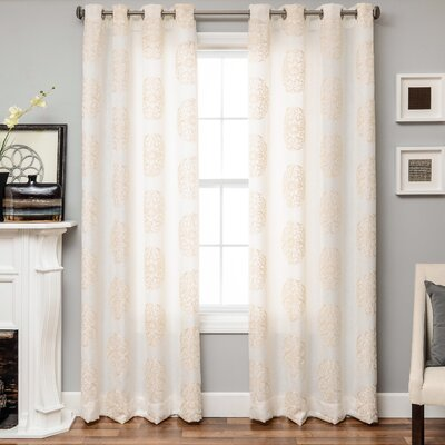 Whisper Single Curtain Panel